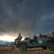 Bateleur Camps Open vehicle, ultimate bush experience