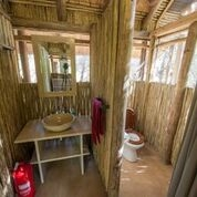 Bateleur Camps Tented Suite Bathroom