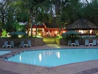 Sabi River Sun Luxury Resort Pool