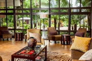 Sabi River Sun Lounge Area