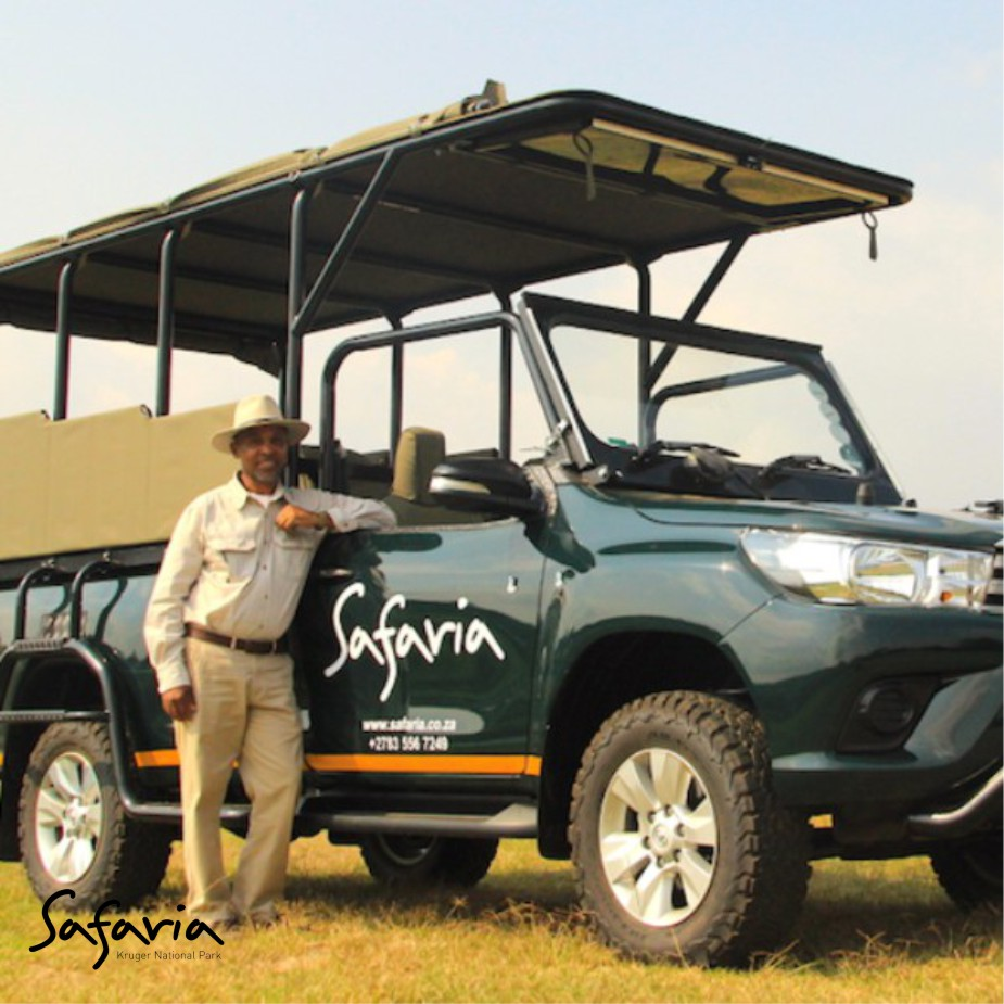 Safaria Guided Kruger Park Safaris