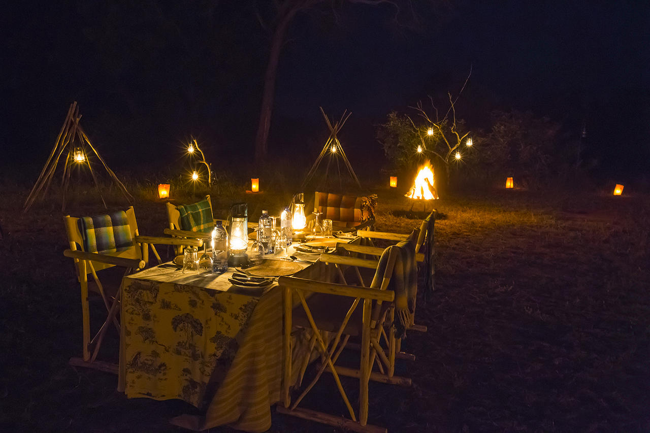 Thornybush Game Lodge, Personalised Catering