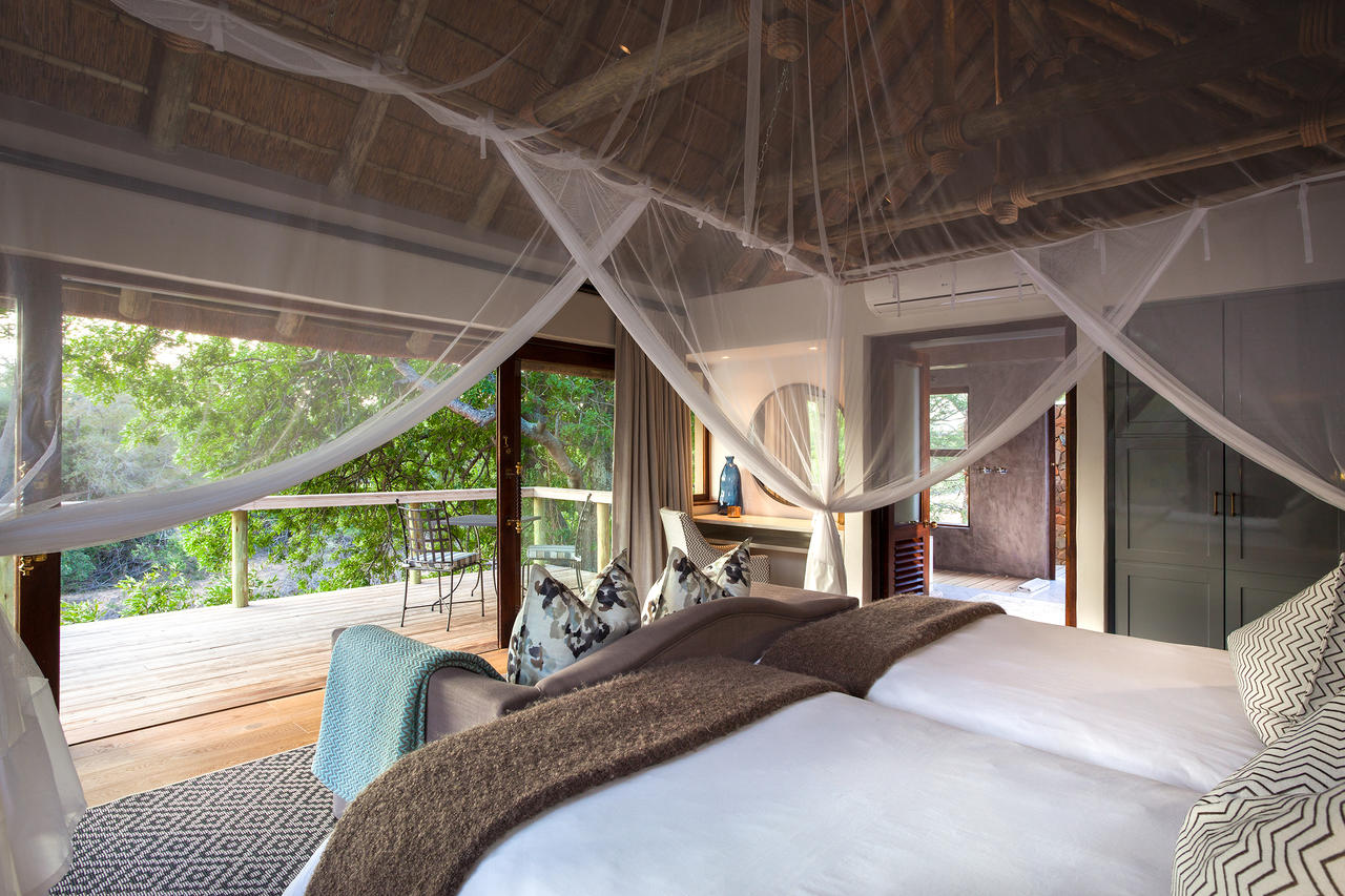 Thornybush Game Lodge, Accommodation