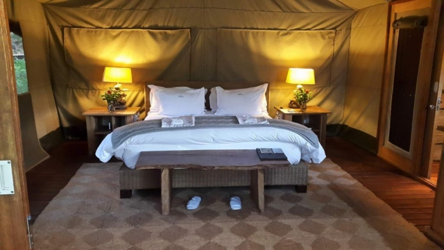 Summerfields Luxury Tented Accommodation