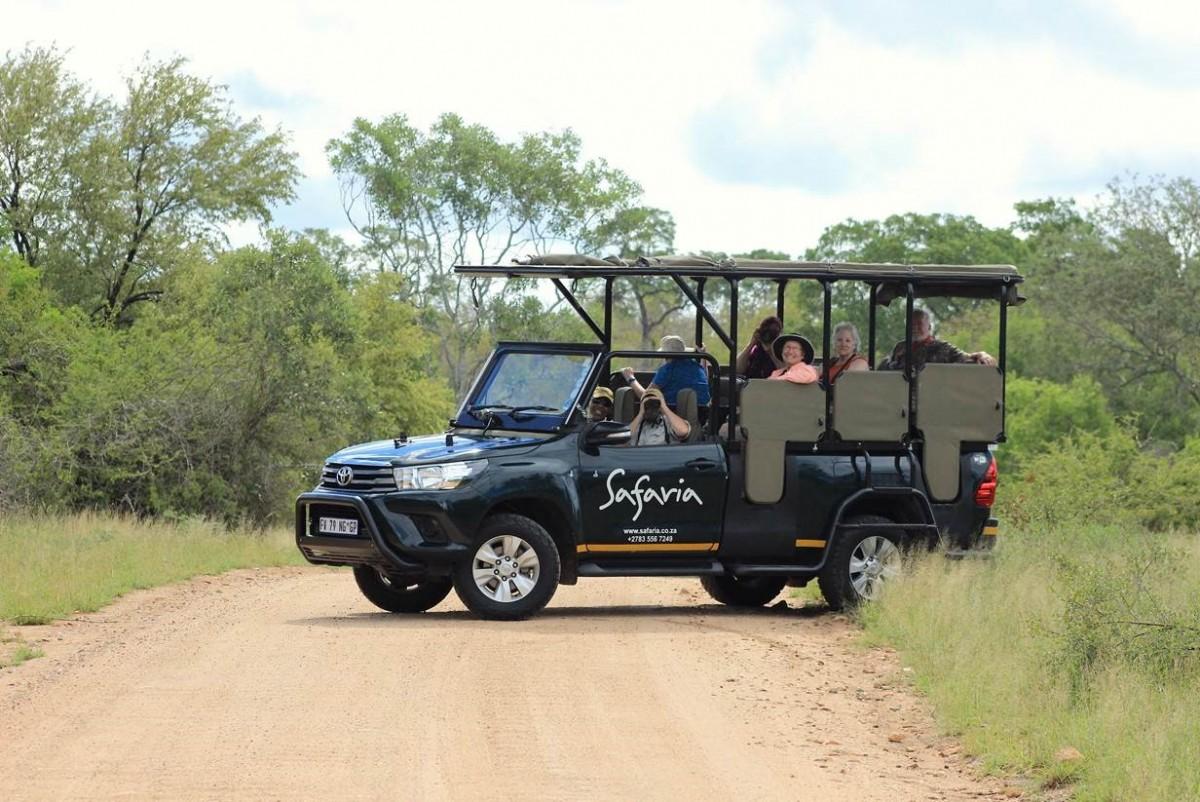 Full Day Kruger National Park Safari - #1 Full Day Kruger