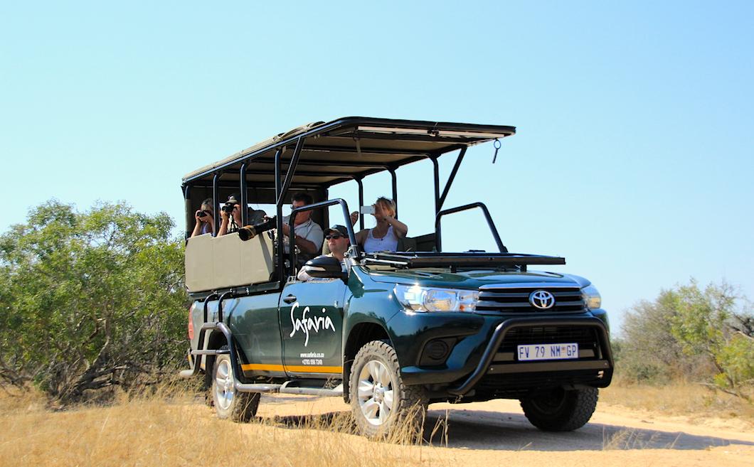 full day safari kruger park