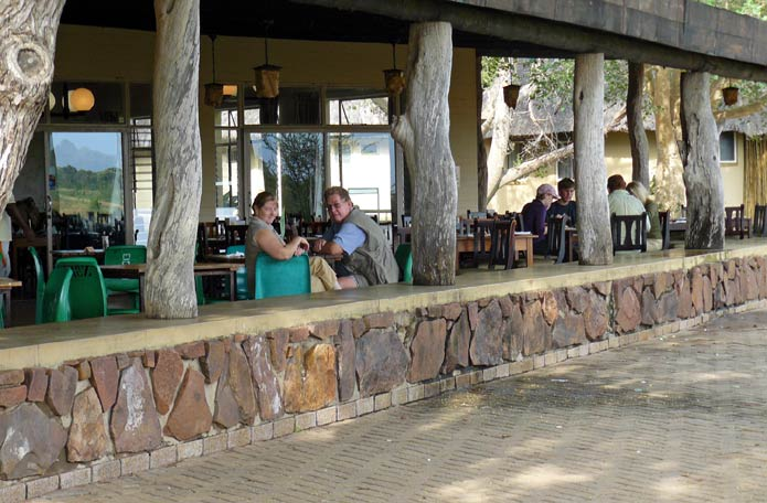 Letaba Camp Rest