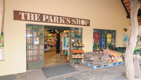 Letaba Camp Shop