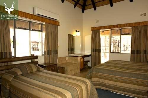 Letaba Guest Cottage Bedroom
