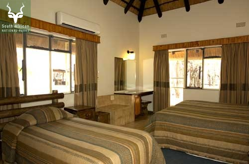 Letaba Guest Cottage Bedroom