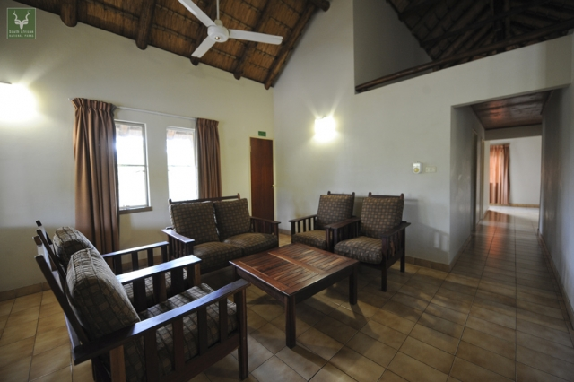Mopani Guest Cottage Living Area