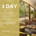 3 Day Classic KNP Hazyview
