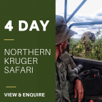 4 Day northern KNP