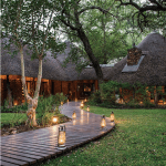 Dulini Main Lodge Entr