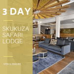 Skukuza Lodge Safari
