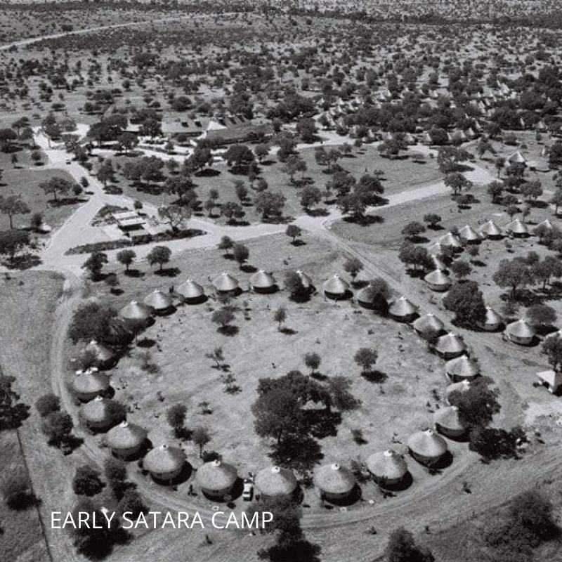 Early Satara Camp