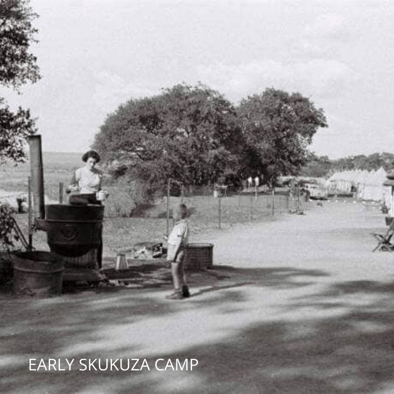 Early Skukuza 1940s