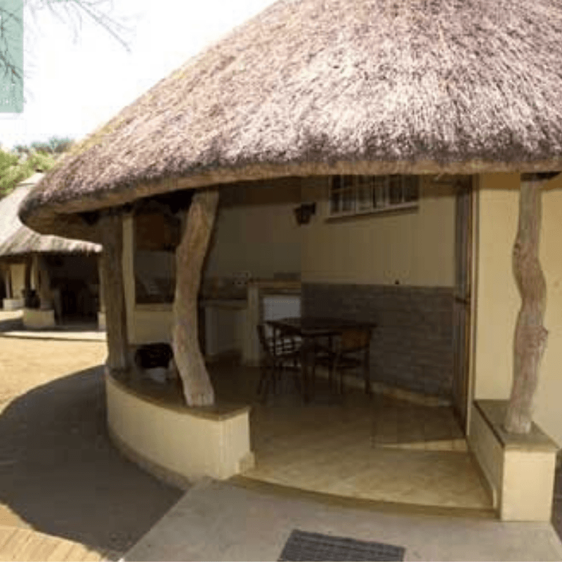 Letaba Camp bungalow