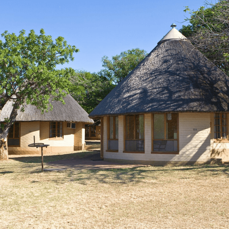 Skukuza bungalow