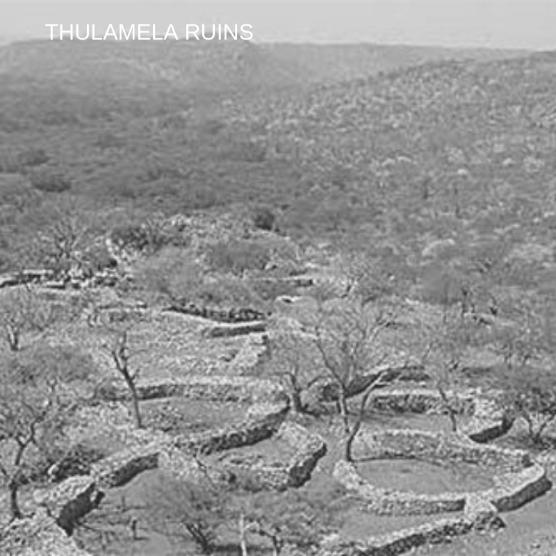 Thulamela Ruins Safaria