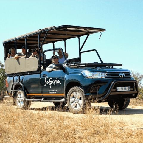 Kruger National Park Safari Tour