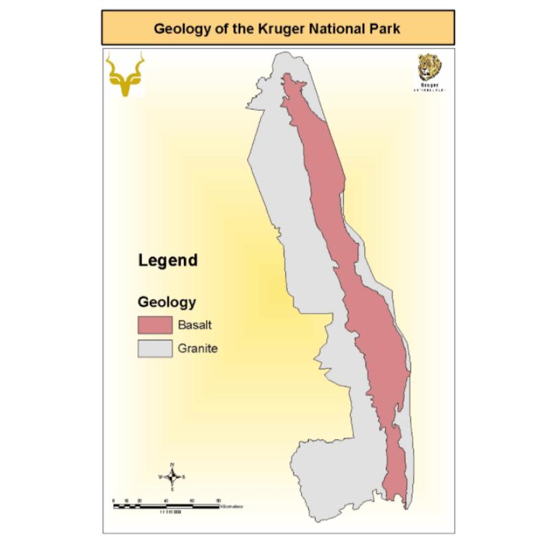 Kruger Park Geology