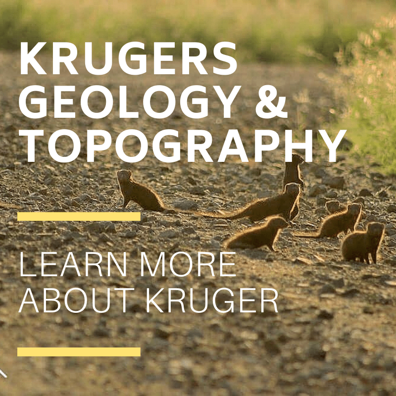 Kruger Parks Geology and Topography