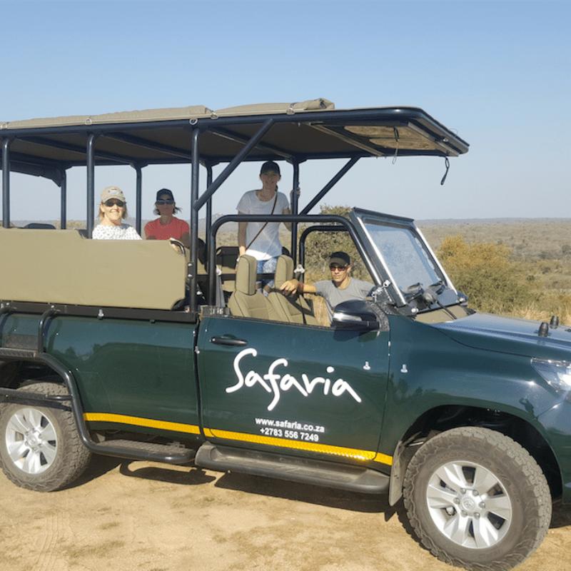 Safaria clients