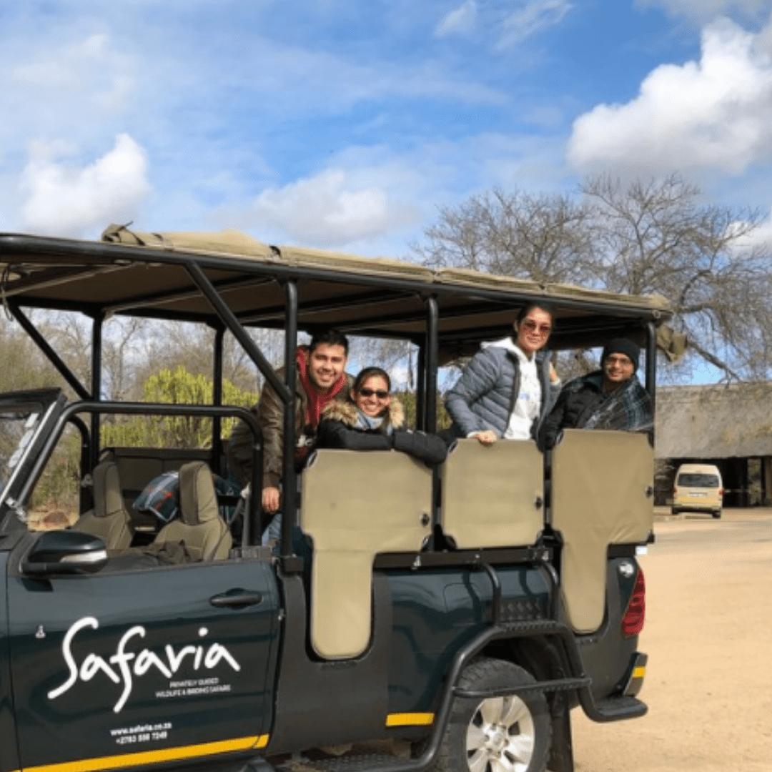 Safaria Kruger Park