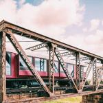 Kruger Shalati Train Carriges