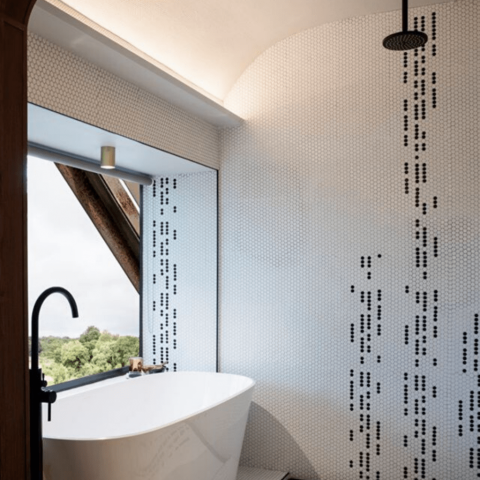 Kruger Shalati Train Bathroom