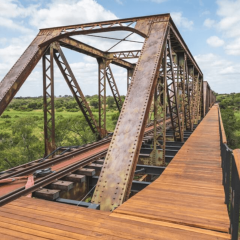 Sabi Bridge Kruger Shalati Hotel