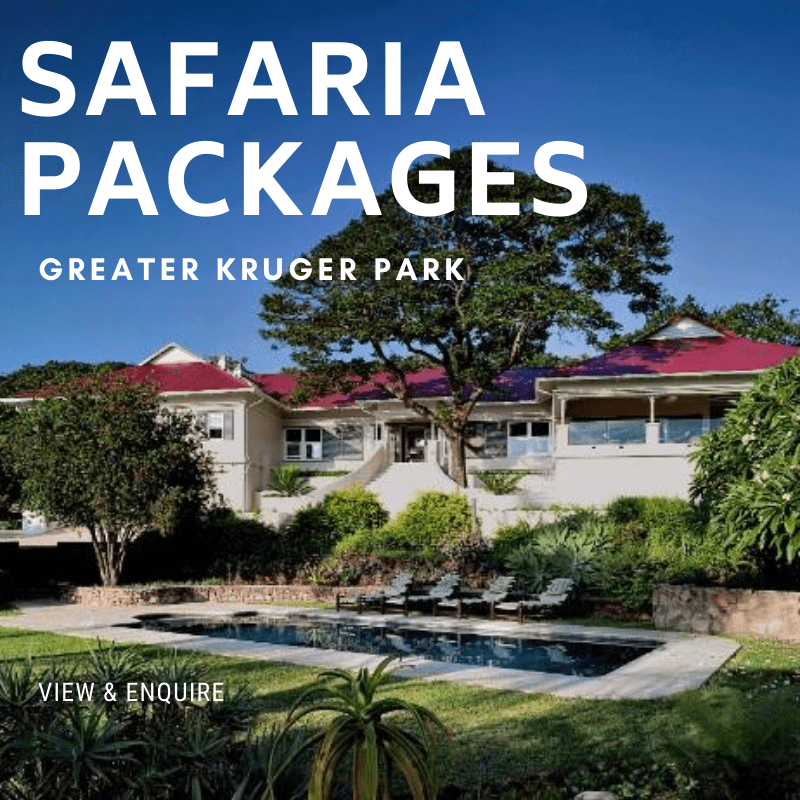 Safaria Packages