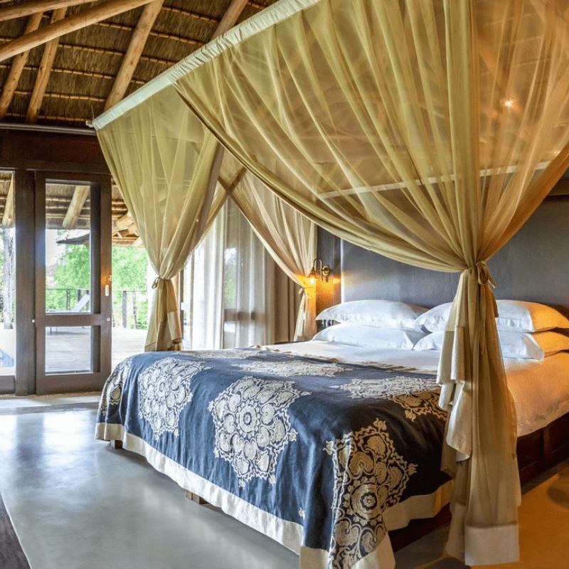 Dulini Leadwood Suite Bedroom