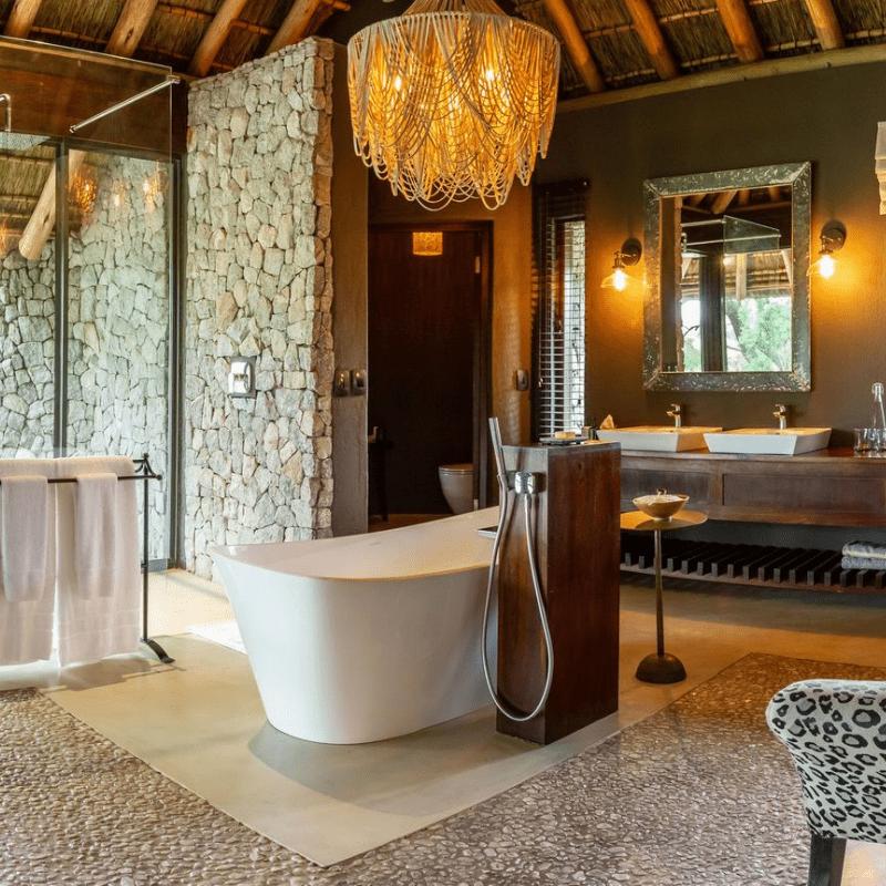 Dulini Leadwood bathroom
