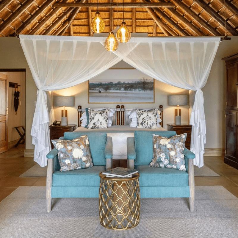 Savanna Lodge Bedroom