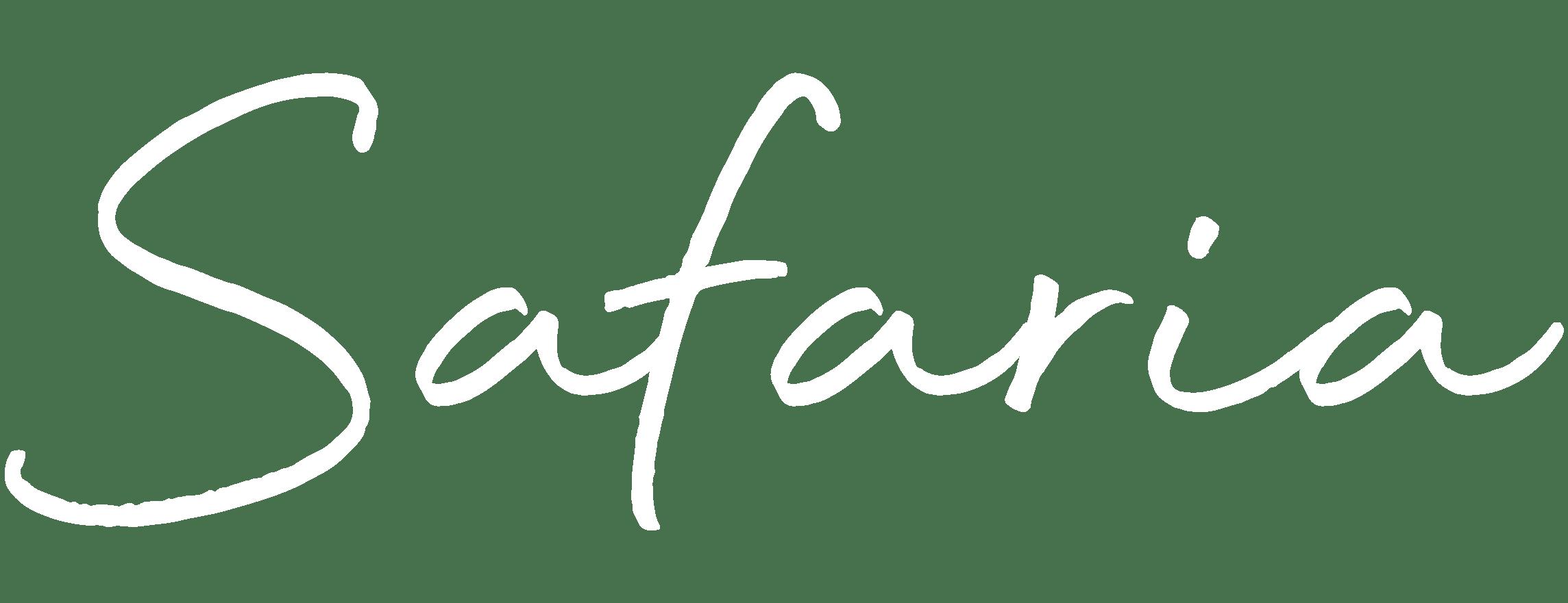 safaria logo